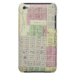 Baxter Springs, el condado de Cherokee, Kansas iPod Touch Case-Mate Carcasa