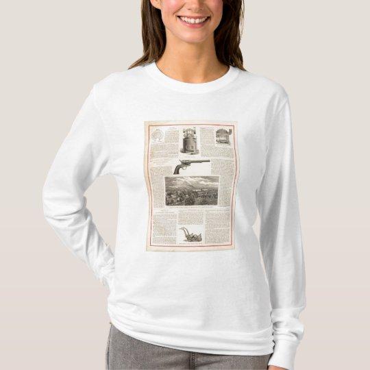 Baxter Steam Engine Company T-Shirt