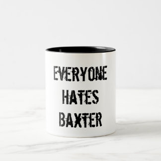 Baxter's Fan Club Mug