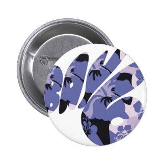 Bay6 Hibiscus Pin