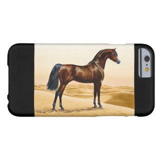 Bay Arabian Horse iPhone, Samsung, iPod Case