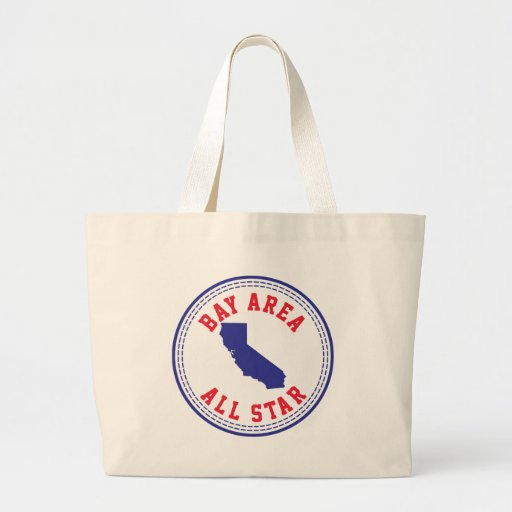 Bay Area All Star Canvas Bags