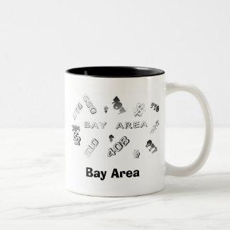 BAY AREA, Bay Area Two-Tone Coffee Mug