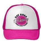 Bay Area Beauty - Pink Trucker Hat