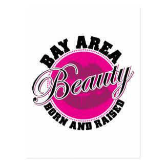 Bay Area Beauty Postcard