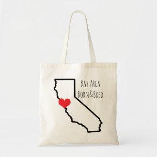 Bay Area Born&Bred Tote