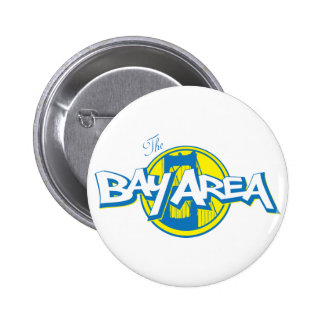 Bay Area Pinback Buttons