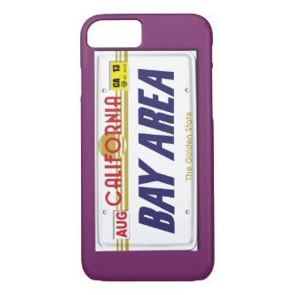 Bay Area Cali Plates iPhone 7 Case