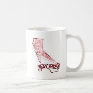 Bay Area California Coffee Mug