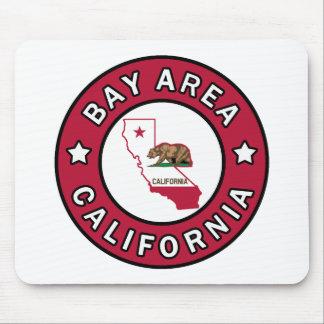 Bay Area California Mouse Pad