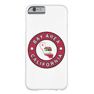 Bay Area California phone case