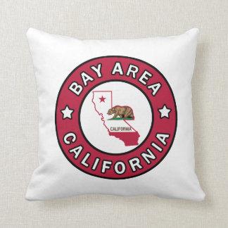 Bay Area California pillow