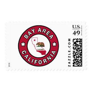 Bay Area California Postage