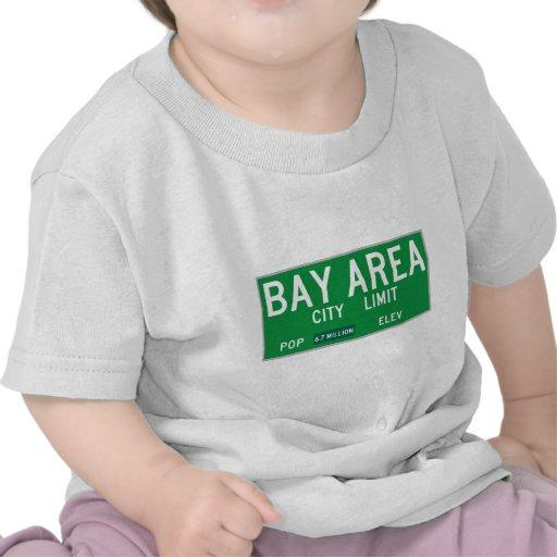 Bay Area City Limits Shirts