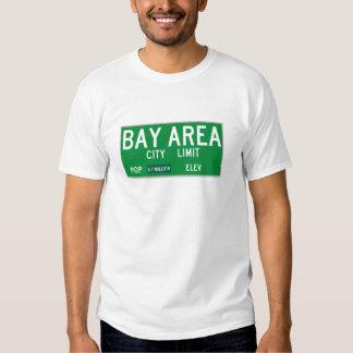Bay Area City Limits T Shirt