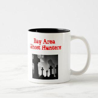 Bay Area Ghost Hunters Two-Tone Coffee Mug