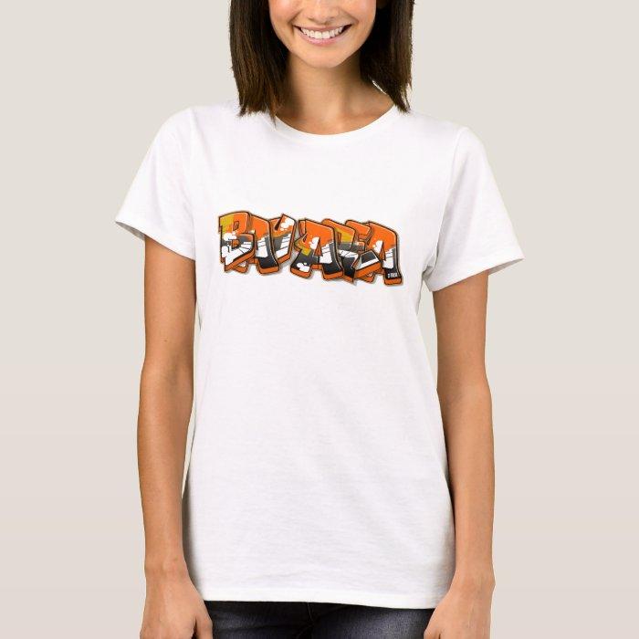 Bay Area Graffiti T-Shirt