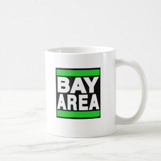 Bay Area Green Coffee Mug