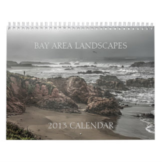 Bay Area Landscapes 2013 Calendar