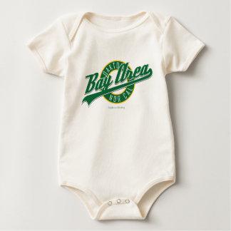 Bay Area Oaktown  Baby 2 Baby Bodysuit