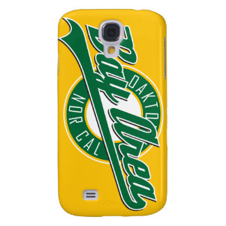 Bay Area Oaktown iPhone 3G/3GS Galaxy S4 Covers