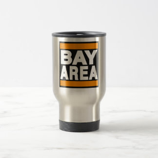 Bay Area Orange Travel Mug