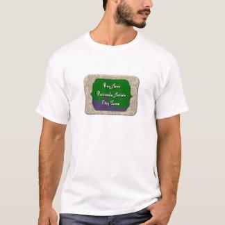 Bay Area Peninsula Artists Team Logo T-Shirt