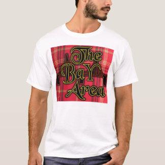 Bay Area (Pliad red) -- T-Shirt