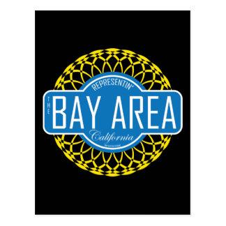Bay Area Postcard