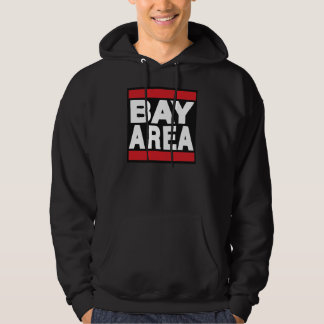 Bay Area Red Hoodie