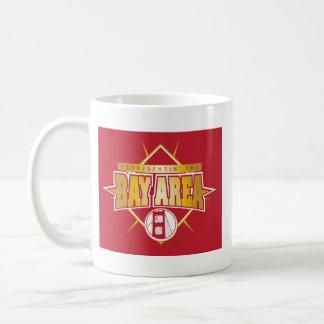 Bay Area Red Mug