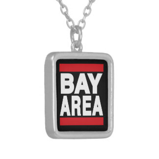 Bay Area Red Pendant