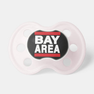 Bay Area Red Pacifier