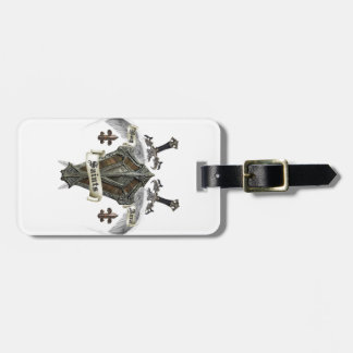Bay Area Saints Gear Luggage Tag