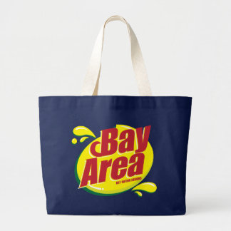 Bay Area SD Large Tote Bag