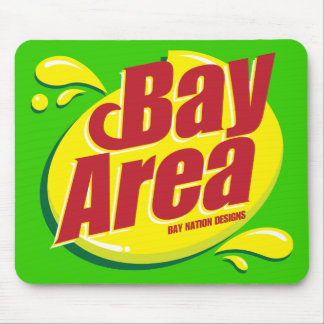 Bay Area SD Mouse Pad