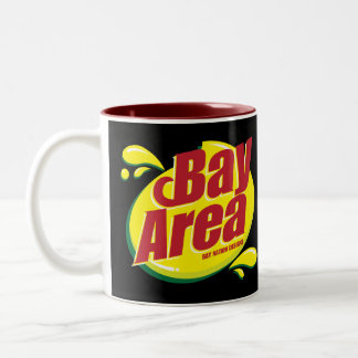 Bay Area SD Two-Tone Coffee Mug