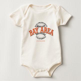 Bay Area SF Baby 1 Baby Bodysuit
