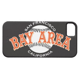 Bay Area SF Black iPhone 5 iPhone 5 Covers
