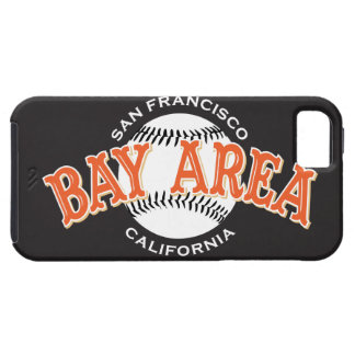 Bay Area SF Black iPhone 5 iPhone 5 Cases