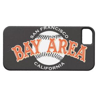 Bay Area SF Black iPhone 5 iPhone SE/5/5s Case