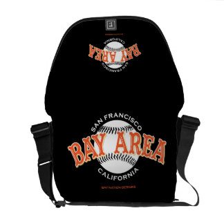 Bay Area SF Courier Bag