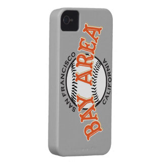 Bay Area SF Grey iPhone 4/4S Case-Mate