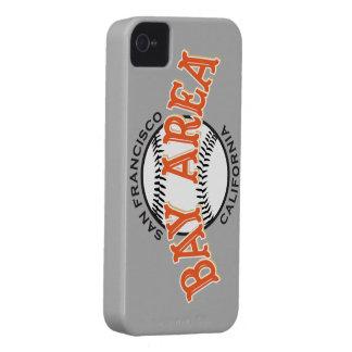 Bay Area SF Grey iPhone 4/4S Case-Mate iPhone 4 Case
