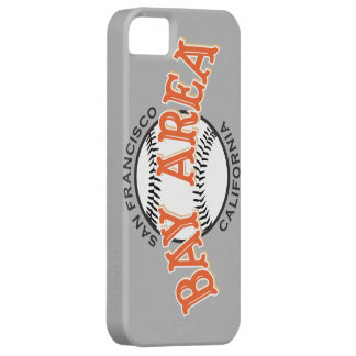 Bay Area SF Grey iPhone 5 Case-Mate