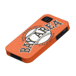 Bay Area SF iPhone 4/4S Vibe iPhone 4 Covers