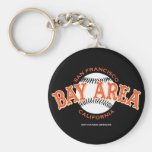Bay Area SF Keychain