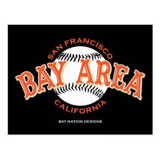 Bay Area SF Postcard