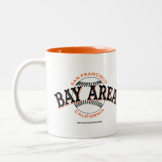 Bay Area SF Two-Tone Coffee Mug