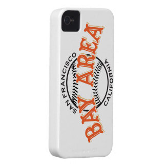 Bay Area SF White iPhone 4/4S iPhone 4 Case-Mate Cases